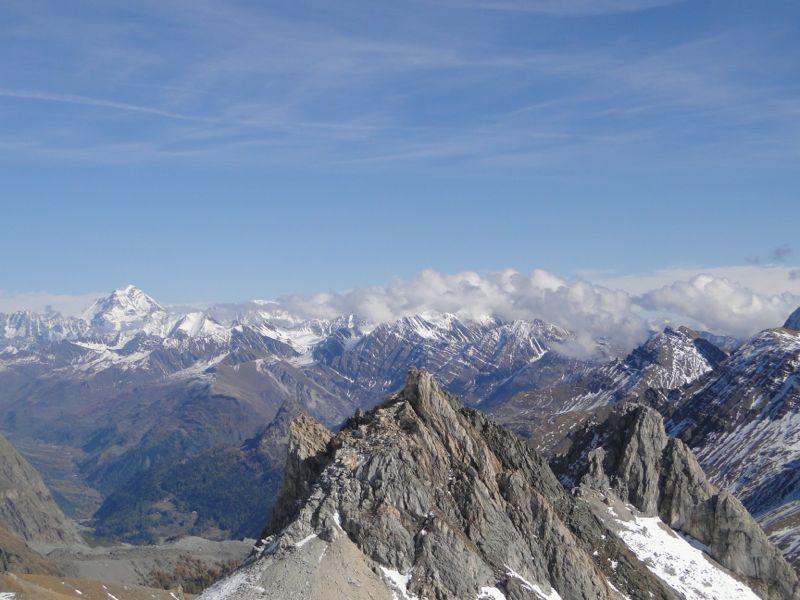La Ville des Glaciers - Col de la Seigne Dsc02750