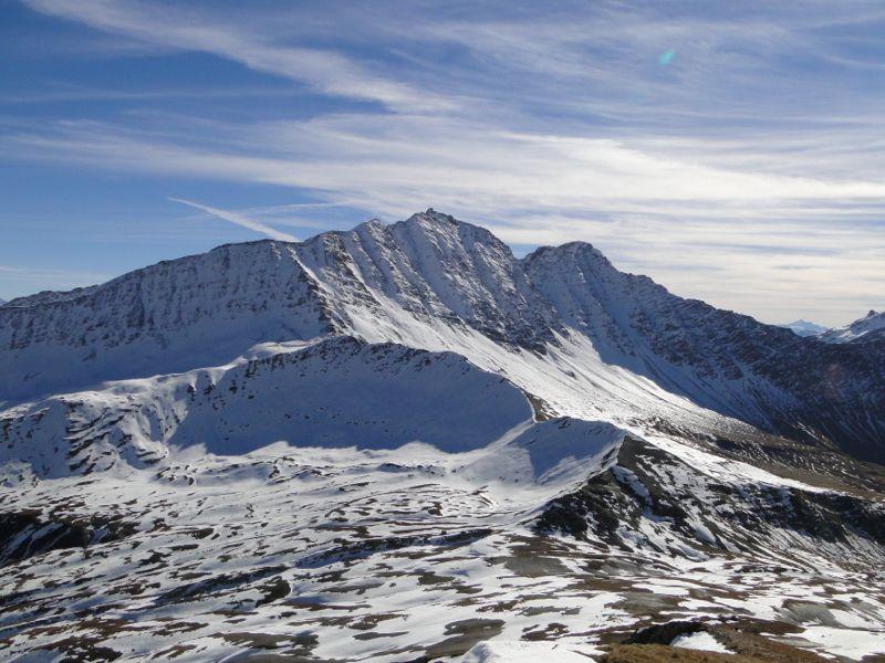 La Ville des Glaciers - Col de la Seigne Dsc02753