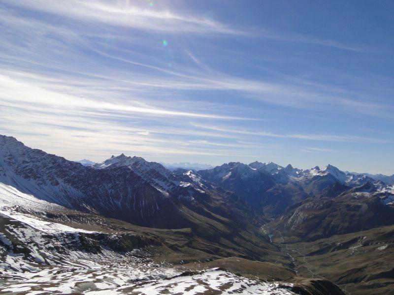 La Ville des Glaciers - Col de la Seigne Dsc02754