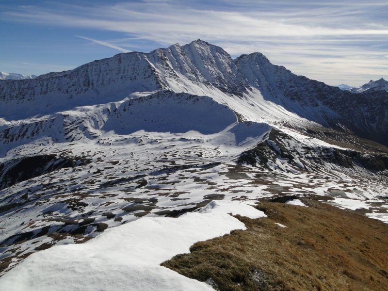 La Ville des Glaciers - Col de la Seigne Dsc02756