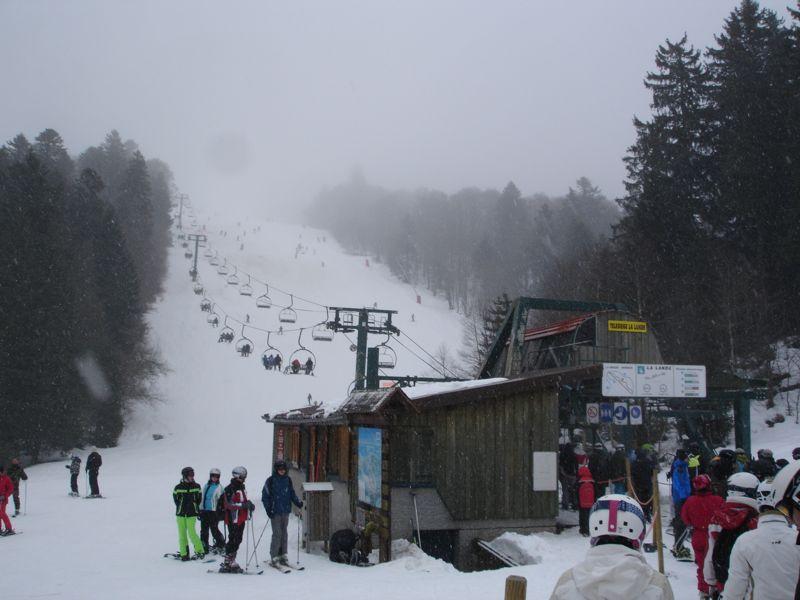 Une journée de ski à la Bresse (Vosges) Dsc05920