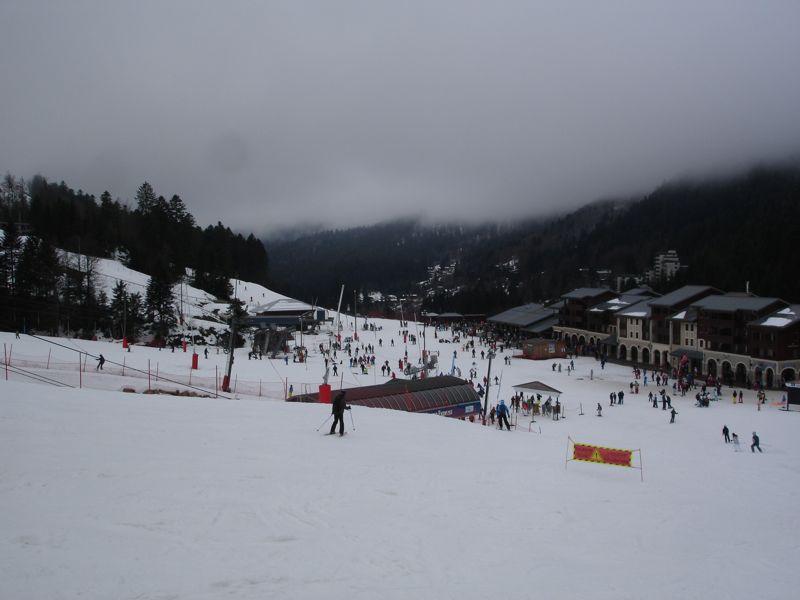 Une journée de ski à la Bresse (Vosges) Dsc05925