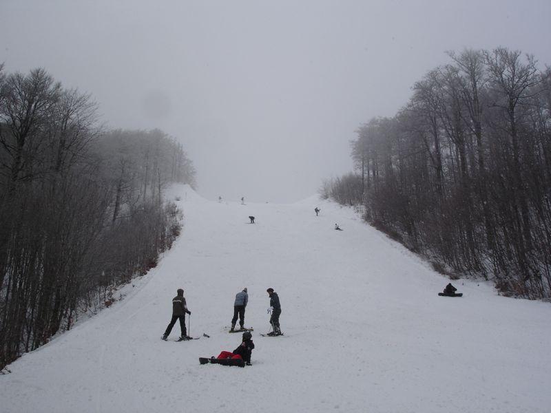 Une journée de ski à la Bresse (Vosges) Dsc05926