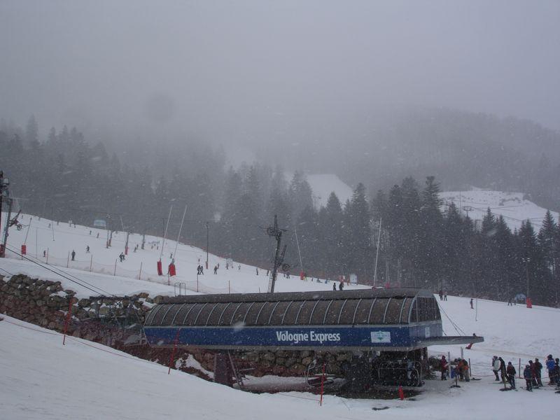 Une journée de ski à la Bresse (Vosges) Dsc05928