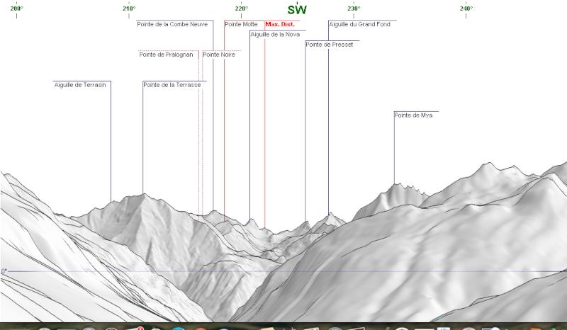 La Ville des Glaciers - Col de la Seigne Seigne11