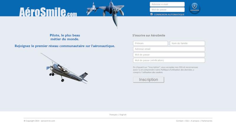 [Site Web] Nouveau site web pour les pilotes Aer11