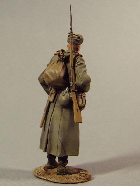 Uniforme russe 1943-1945 Manteau 42-2l10