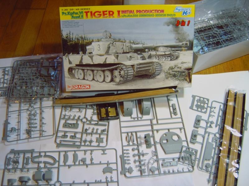 Tigre I early Dragon 1/35 TERMINE Prasen10