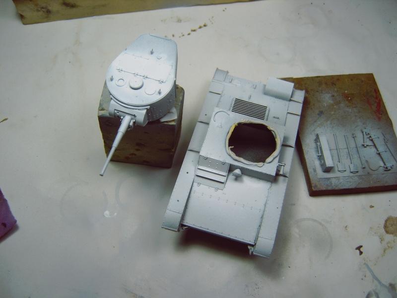 T26 Modèle 1933 Hobby Boss 1/35 Primer10