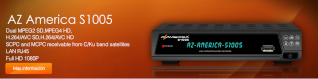 Nova atualização Azamerica S1005 hd . data 19/03/2014. Azamer11