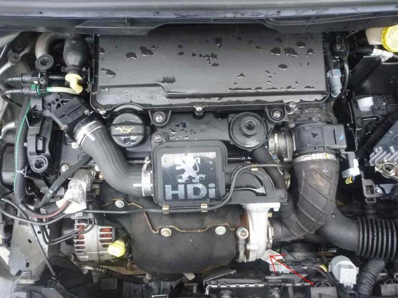 [Demande d'aide] Perte de puissance moteur HDI. Peugeo10