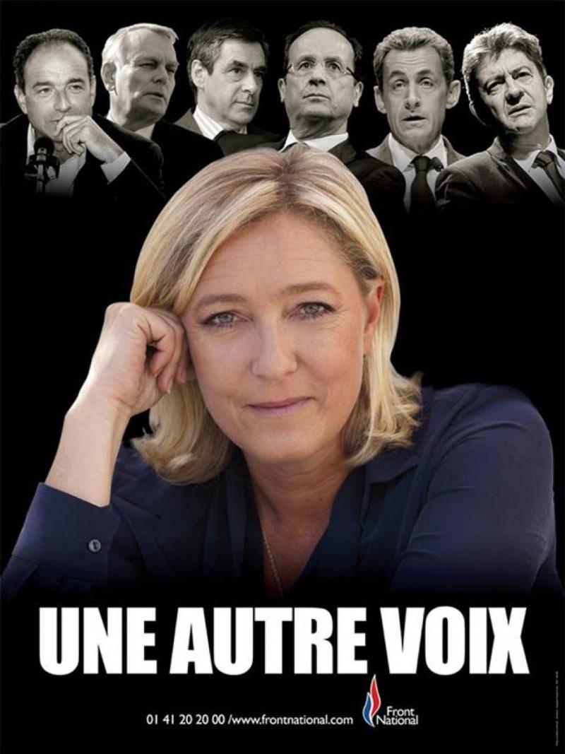 Le Front National  Affich10
