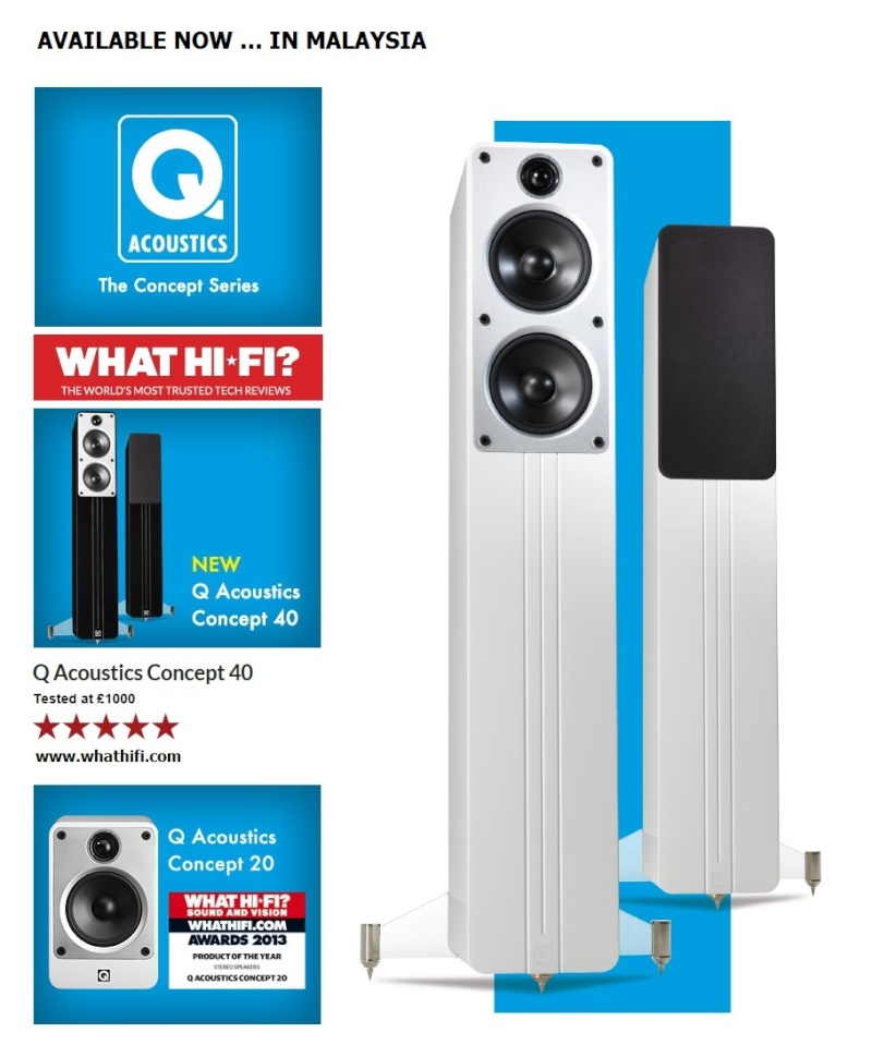 What's New @ Acoustique Systems
