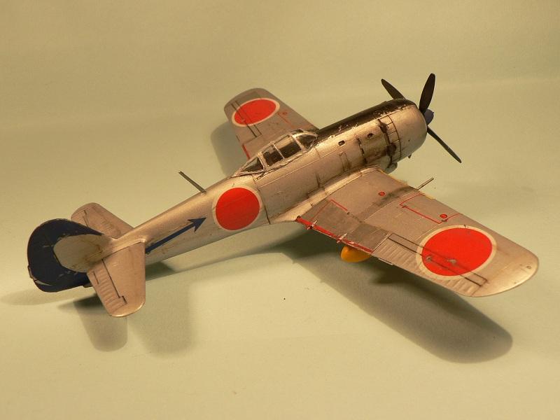"""[Hasegawa] Nakajima Ki-84 Ayate ( """"Frank"""") 1-310"""