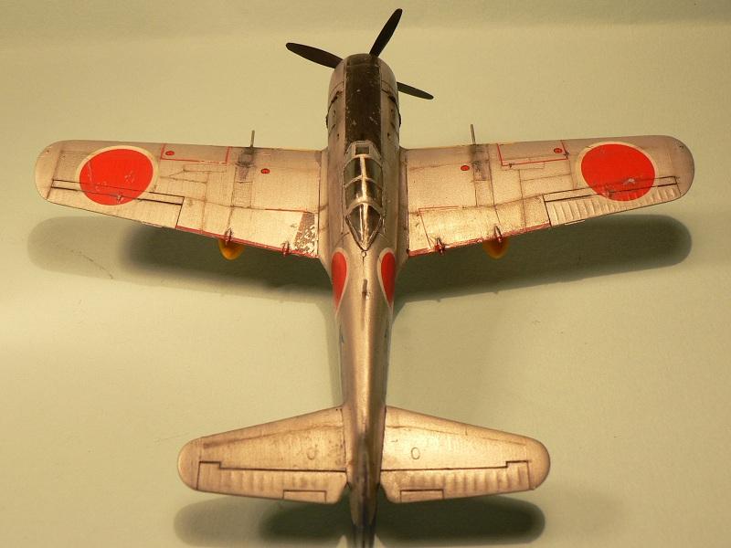 """[Hasegawa] Nakajima Ki-84 Ayate ( """"Frank"""") 1-410"""