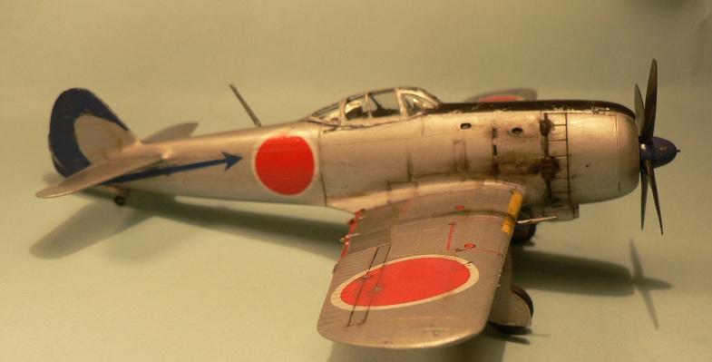 """[Hasegawa] Nakajima Ki-84 Ayate ( """"Frank"""") 1-910"""