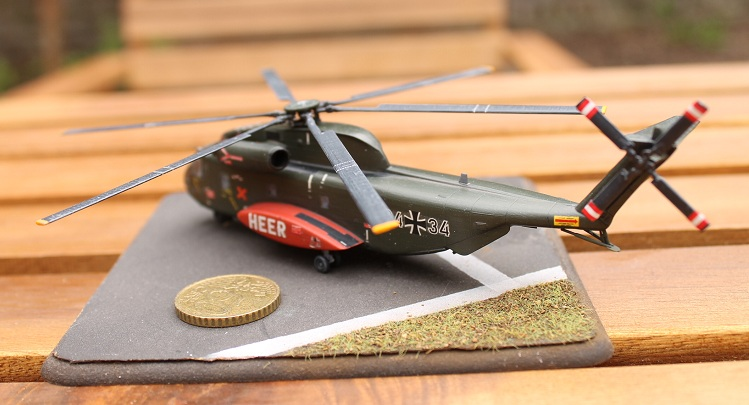 [Revell - 1/144] Sikorski CH-53 Stalion Ch-53-11