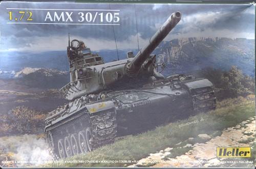 AMX-30B 1er RD LURE 1982 [Heller 1/72ème] Amx30b10