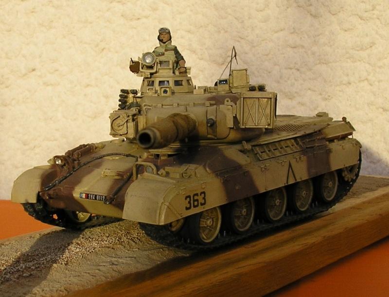 [HELLER] AMX30 B2 Division Daguet 1/35 [HELLER + Azimut] P1010074