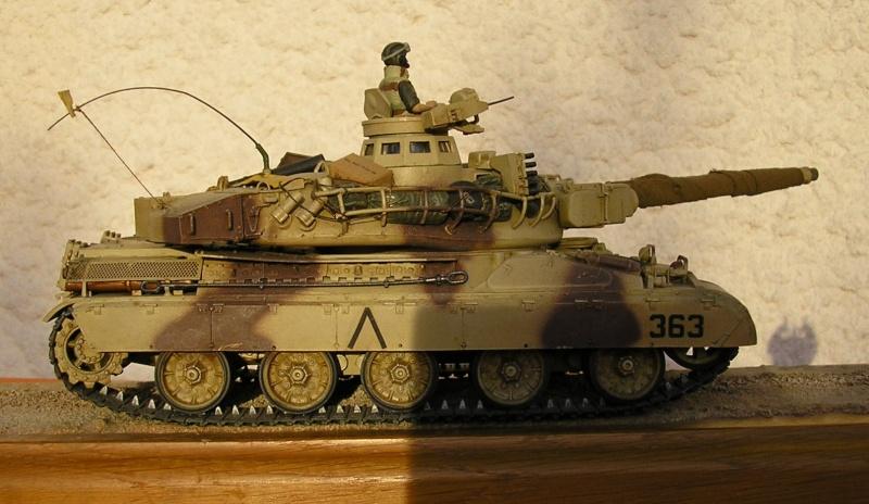[HELLER] AMX30 B2 Division Daguet 1/35 [HELLER + Azimut] P1010076