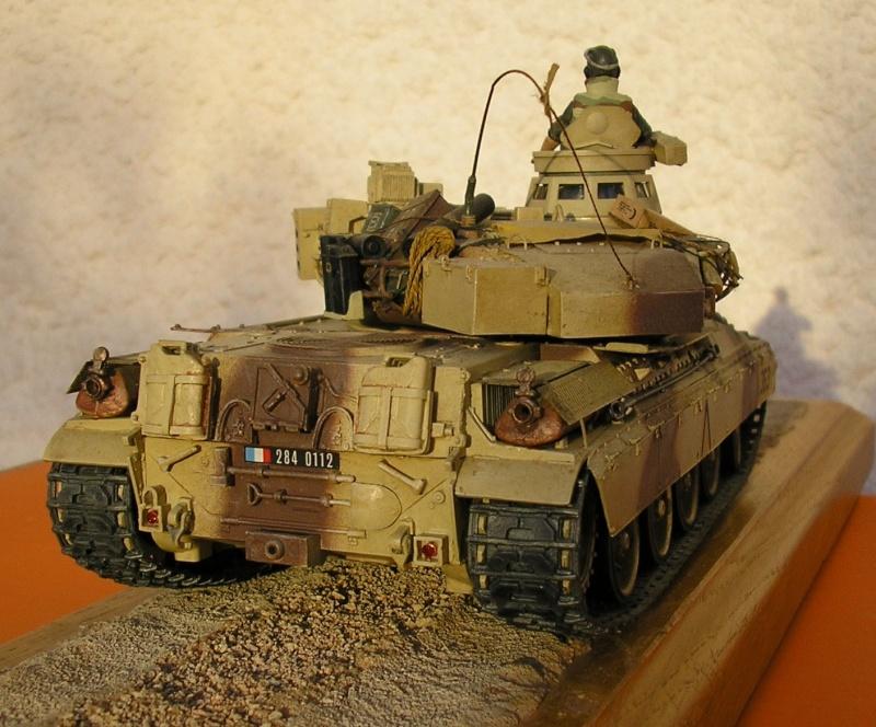 [HELLER] AMX30 B2 Division Daguet 1/35 [HELLER + Azimut] P1010077