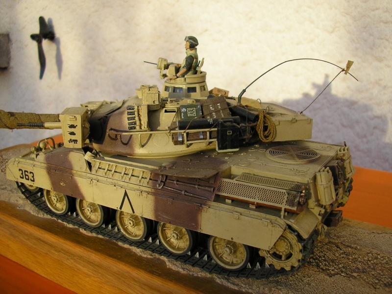 [HELLER] AMX30 B2 Division Daguet 1/35 [HELLER + Azimut] P1010078
