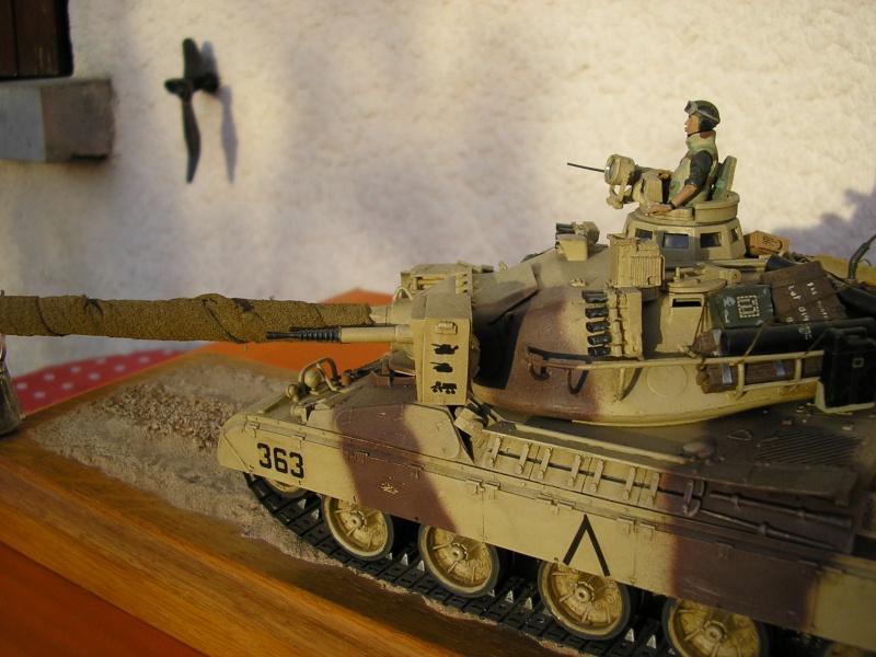 [HELLER] AMX30 B2 Division Daguet 1/35 [HELLER + Azimut] P1010079