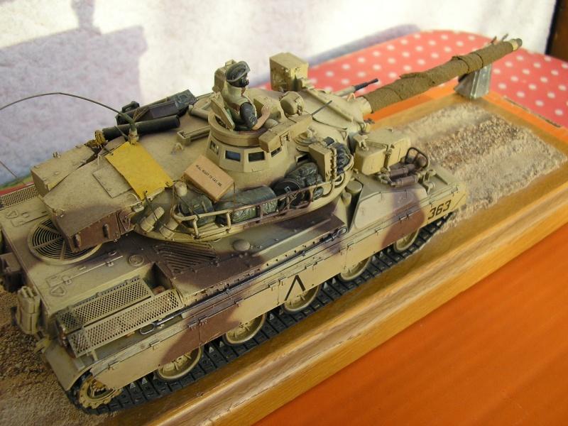 [HELLER] AMX30 B2 Division Daguet 1/35 [HELLER + Azimut] P1010081