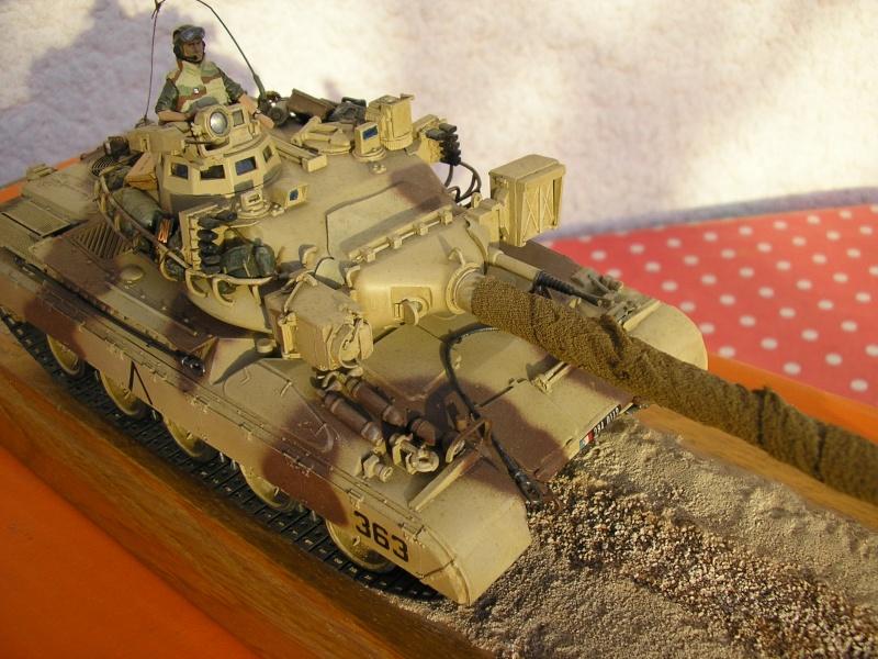 [HELLER] AMX30 B2 Division Daguet 1/35 [HELLER + Azimut] P1010083
