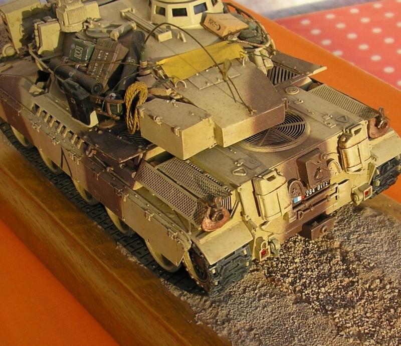 [HELLER] AMX30 B2 Division Daguet 1/35 [HELLER + Azimut] P1010084