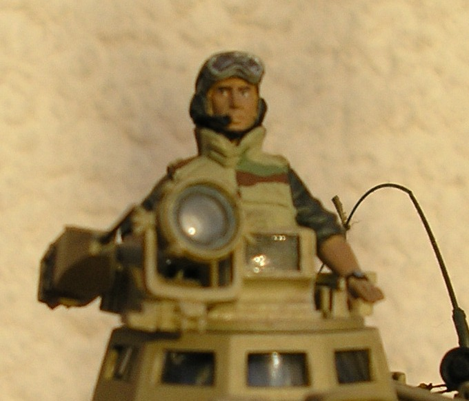 [HELLER] AMX30 B2 Division Daguet 1/35 [HELLER + Azimut] P1010086