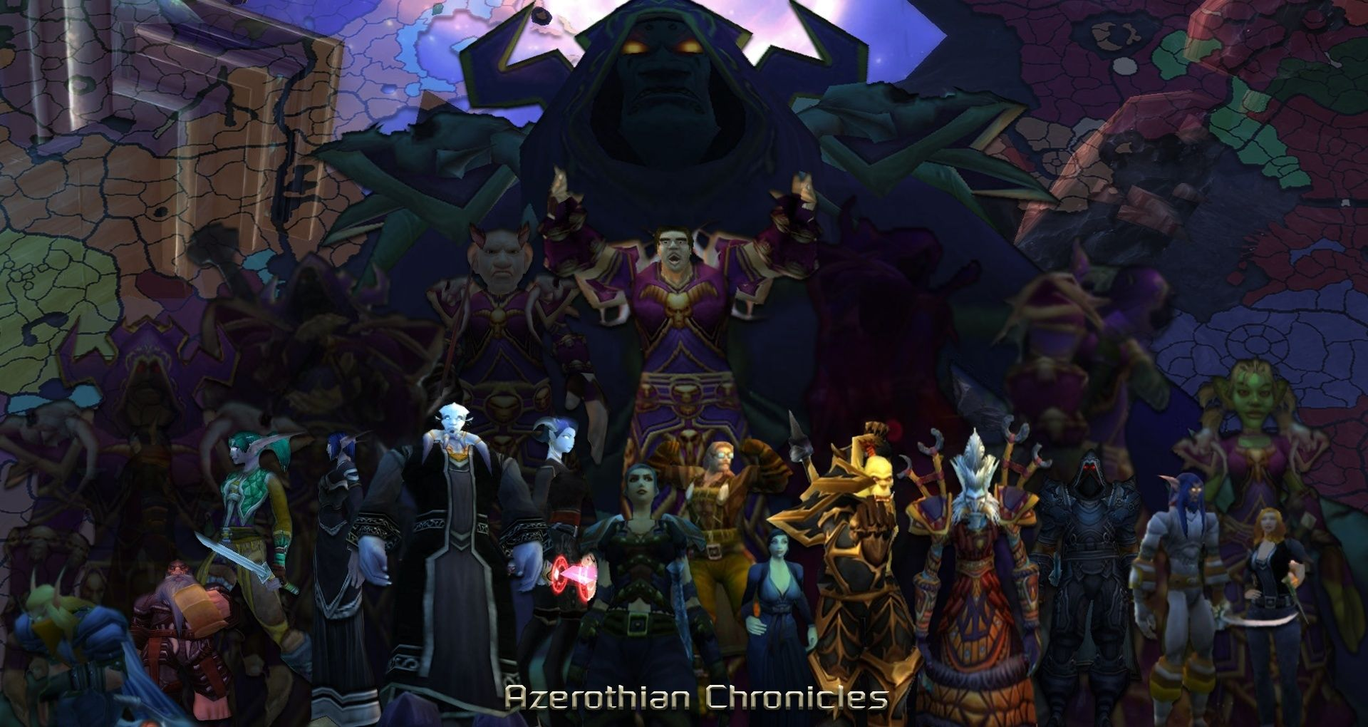 Azerothian Chronicles: Rokai's Reign Backgr12