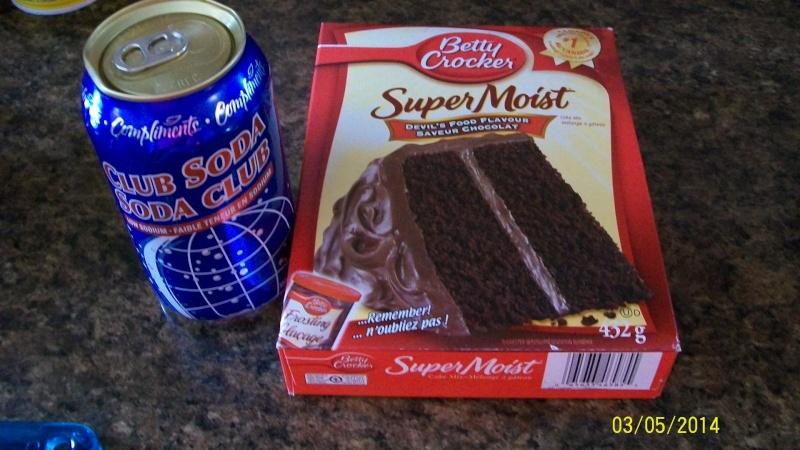 Gâteau trop facile 100_5918