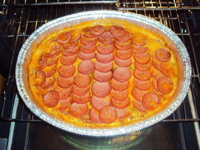 Bouffe de gars (casserole style pizza) 15458410