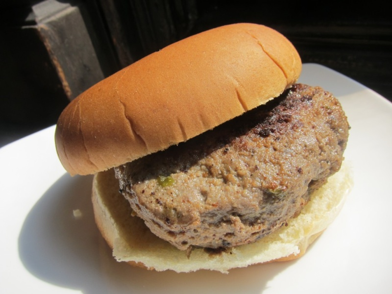 Burger d'Ernest Hemmingway Img_5210