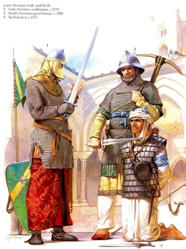 Normand de Sicile  812