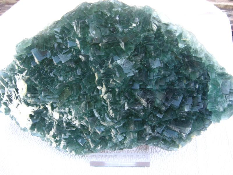 Fluorite de Fontsante 00424