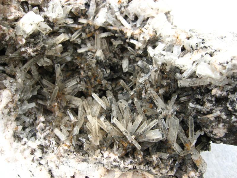 Différentes BARITES  de la mine CLARA 01816