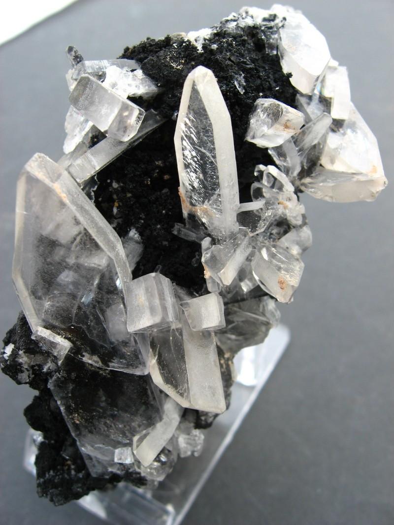 Différentes BARITES  de la mine CLARA 03510