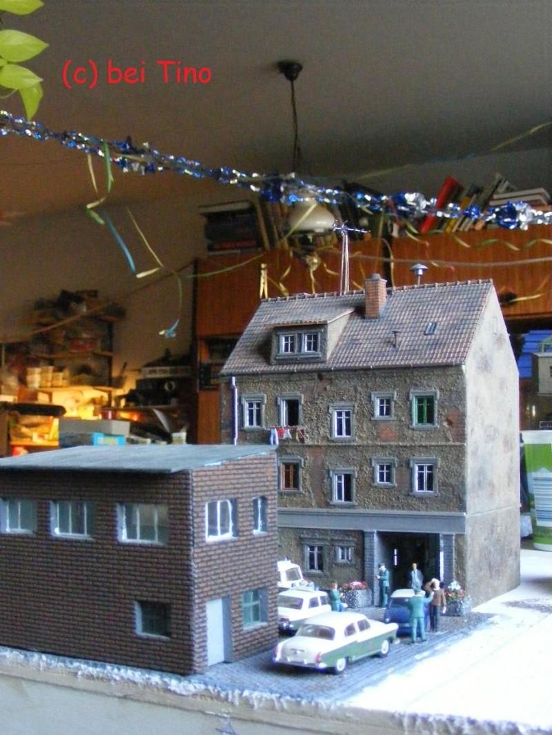 6m² NVA Kasernen Diorama Indust41