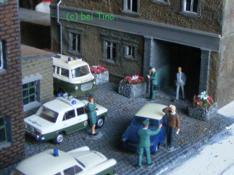 6m² NVA Kasernen Diorama Indust42