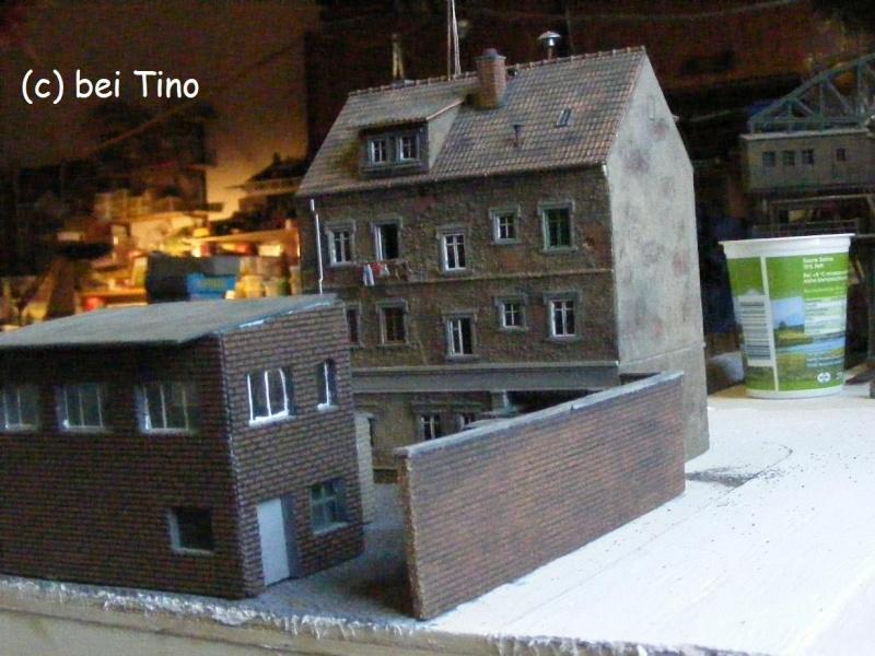 6m² NVA Kasernen Diorama Indust44