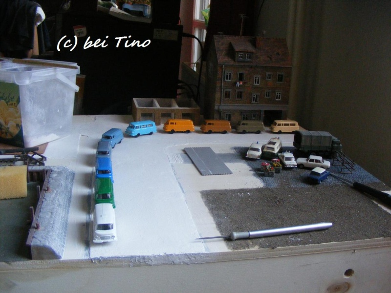 6m² NVA Kasernen Diorama - Seite 2 Indust98