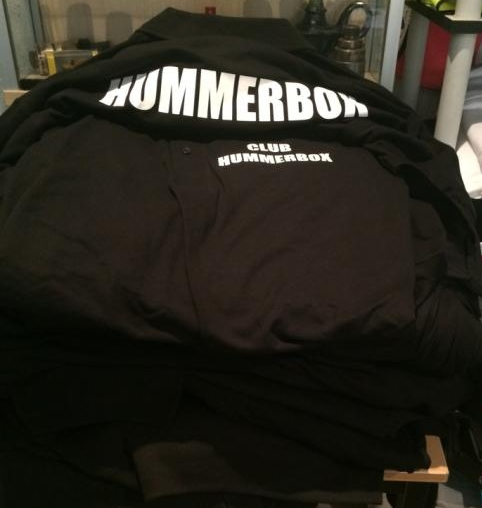 Sweat-Shirt et POLO HUMMERBOX disponible ! Mms_2010