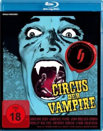 """Circus der Vampire"" ( Vampire Circus, England, 1972 ) 51k3-p10"