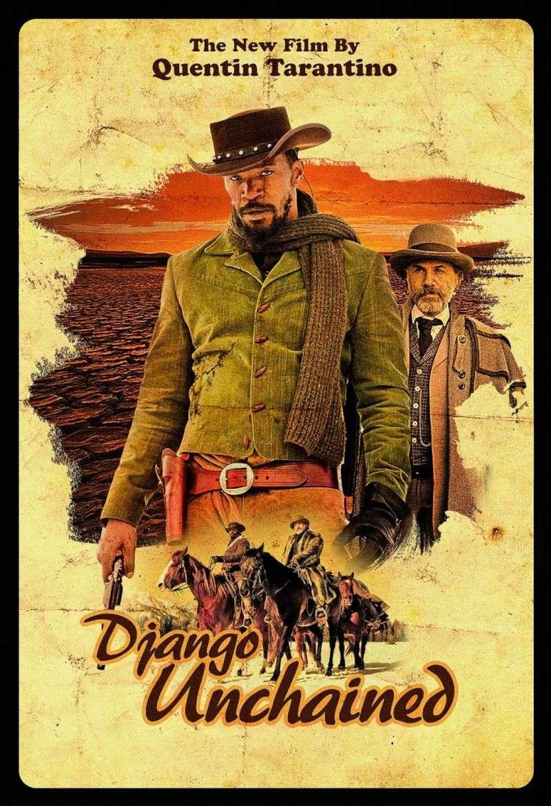 """Kritik : """"Django unchained""""   Django10"""