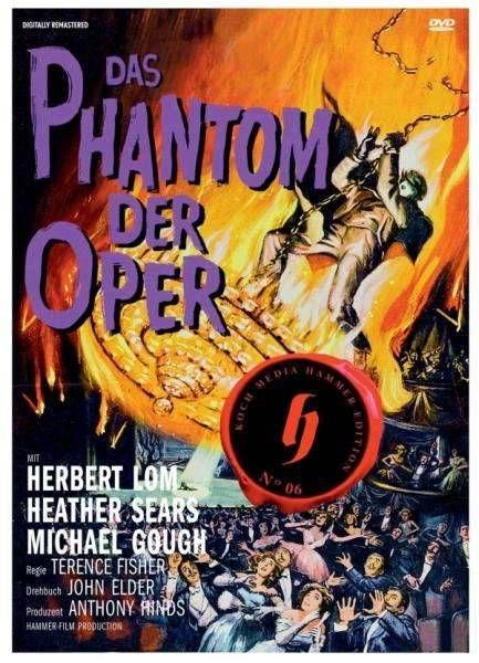 """""""Das Rätsel der unheimlichen Maske""""  (The Phantom of the Opera, Großbritannien, 1962 ) ) Phanto11"""
