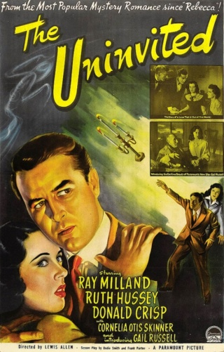 """Der unheimliche Gast""  (  The Uninvited, USA, 1944  ) Uninvi11"