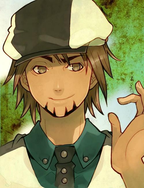 [SNPC/Magician] Yanda Shinichiro 1afd7810