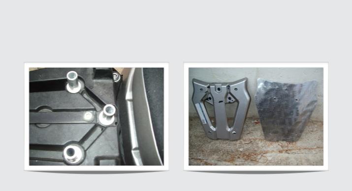 casse porte bagage Xtz12012